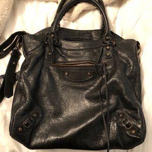 Authentic Balenciaga Velo Bag
